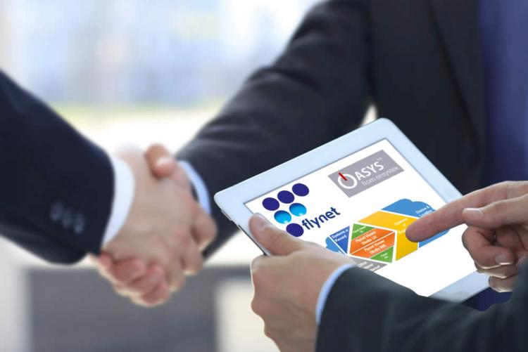 Flynet Partners with Onsystex