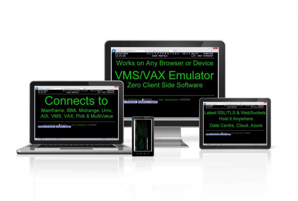 VMS or VAX Emulator